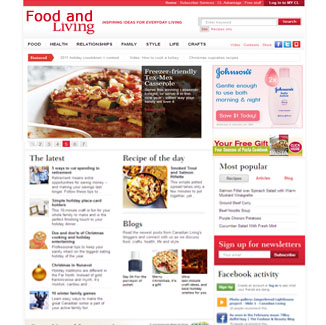 Magazine, Newspaper and Publishing Website Design CMS|website design