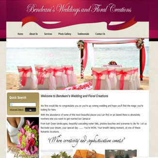 Wedding Website Design CMS|website design